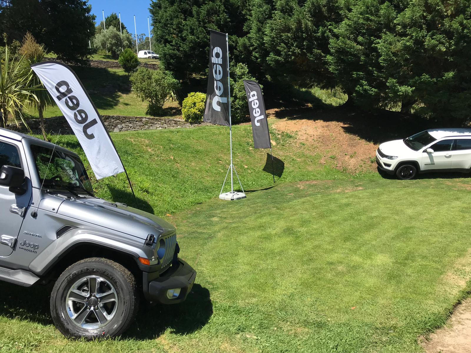 organización de eventos torneo golf jeep